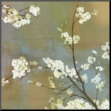 Ode to Spring I Mounted Print by Asia Jensen
