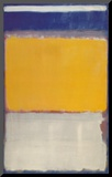 Number 10, 1950 Mounted Print by Mark Rothko