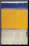Numero 10, 1950 Stampa montata di Mark Rothko