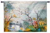 Lovers At Chi Tou Wall Tapestry - Small Wall Tapestry
