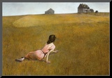 Christina's World, 1948 Mounted Print by Andrew Wyeth