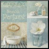 Parfum II Mounted Print by Danhui Nai