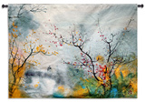 Lovers At Chi Tou Wall Tapestry - Large *Exclusive* Wall Tapestry
