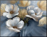 Scent of Summer I Mounted Print by  Nan