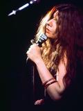 Janis Joplin Alu-Dibond