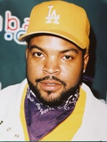 Ice Cube Metal Print