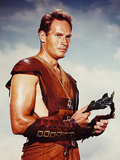 Charlton Heston Metal Print