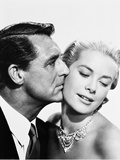 Cary Grant & Grace Kelly - Poster