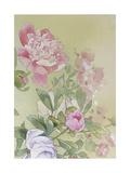 Syakuyaku 12980 Crop 2 Premium Giclee Print by Haruyo Morita