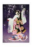 Sagi No Mai Prints by Haruyo Morita