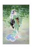 Ryokufu Emerald Wind Posters by Haruyo Morita