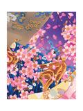 Nagare Posters by Haruyo Morita