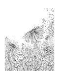 In the Garden 15 Prints by Megan Duncanson