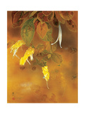 Tropical Flower Prints by Haruyo Morita