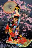 Yozakura Prints by Haruyo Morita