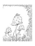 In the Garden 8 Prints by Megan Duncanson