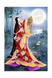 Komachi Posters by Haruyo Morita