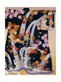 Uchikake Poster by Haruyo Morita