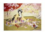 Kotono Premium Giclee Print by Haruyo Morita