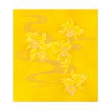 Yellow Stream Posters by Haruyo Morita
