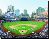 Petco Park Stretched Canvas Print