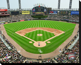 U.S. Cellular Field Stretched Canvas Print