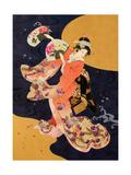 Futatsu Ogi Posters by Haruyo Morita