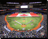 Rogers Centre Stretched Canvas Print