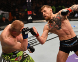 UFC Fight Night: Mcgregor v Siver Foto af Jeff Bottari/Zuffa LLC