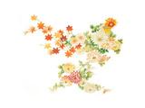 Flowers Print by Haruyo Morita