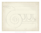 Greek & Roman Architecture VII Giclee Print by Thomas Kelly