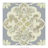 Pastel Tile Design IV Art by  Studio W