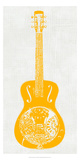 Guitar Collectior IV Posters by Kevin Inge