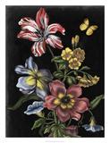 Dark Floral I Impressão giclée por Naomi McCavitt