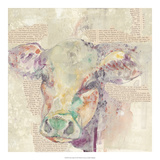 Farm Collage II Posters by Jennifer Goldberger