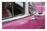 Cars of Cuba V Poster by Laura Denardo