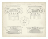 Greek & Roman Architecture VIII Giclee Print by Thomas Kelly
