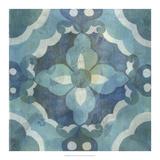 Patinaed Tile III Giclee Print by Naomi McCavitt