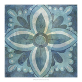 Patinaed Tile I Giclee Print by Naomi McCavitt