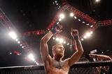 UFC 189: Mendes v Mcgregor Fotografisk tryk af Christian Petersen/Zuffa LLC