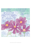 Coreopsis Tangle I Posters by Leslie Mark