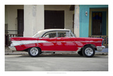 Cars of Cuba VII Prints by Laura Denardo