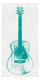 Guitar Collectior I Posters van Kevin Inge