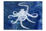 Cephalopod II Print by Alicia Ludwig