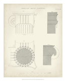 Greek & Roman Architecture VI Giclee Print by Thomas Kelly