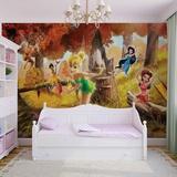 Disney Fairies - Autumn Forest Vægplakat i tapetform