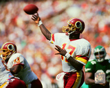 Doug Williams 1988 Action Photo