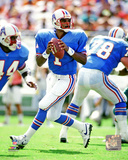 Warren Moon 1991 Action Photo