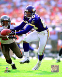 Cris Carter 2000 Action Photo