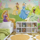 Disney Princesses - In the Garden Wallpaper Mural